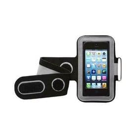 Groov-e Universal Sport Armband Running Jogging iPhone Samsung iPod Black/Grey